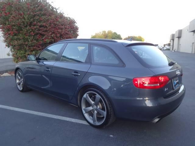 2011 Audi A4 AWD 2.0T quattro Avant Prestige 4dr Wagon - San Carlos CA
