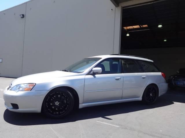 2007 Subaru Legacy AWD 2.5i 4dr Wagon (2.5L F4 5M) - San Carlos CA