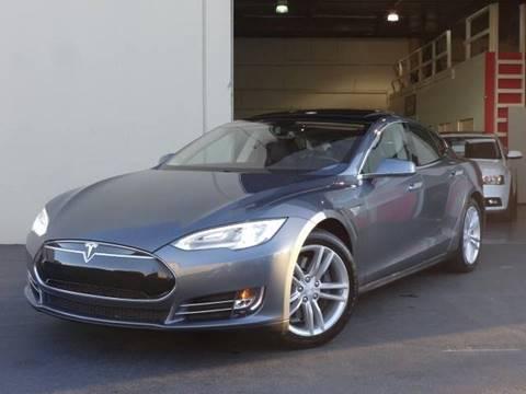 2013 Tesla Model S for sale in San Carlos, CA