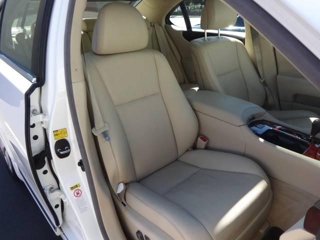 2012 Lexus LS 460 4dr Sedan - San Carlos CA