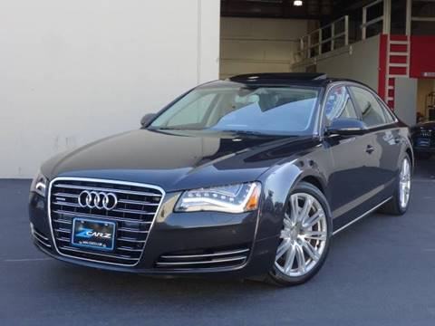 2013 Audi A8 L for sale in San Carlos, CA