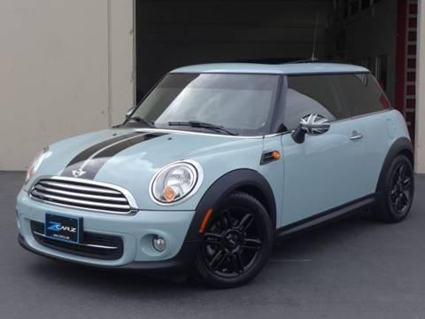 2013 MINI Hardtop for sale in San Carlos, CA