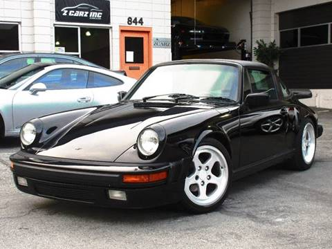 1986 Porsche 911 for sale in San Carlos, CA