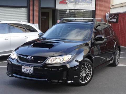 2014 Subaru Impreza for sale at Z Carz Inc. in San Carlos CA