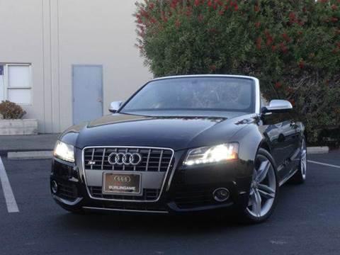 2012 Audi S5 for sale at Z Carz Inc. in San Carlos CA