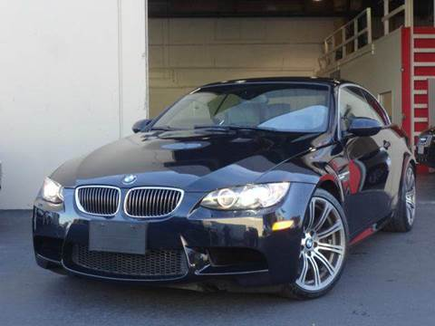 2008 BMW M3 for sale at Z Carz Inc. in San Carlos CA