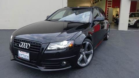 2012 Audi A4 for sale at Z Carz Inc. in San Carlos CA