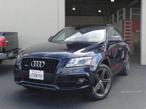 2012 Audi Q5 for sale at Z Carz Inc. in San Carlos CA