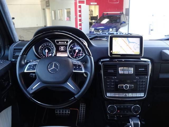 2013 Mercedes-Benz G-Class AWD G 63 AMG 4MATIC 4dr SUV - San Carlos CA