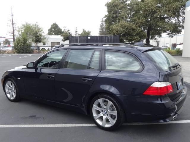 2008 BMW 5 Series AWD 535xi 4dr Wagon - San Carlos CA