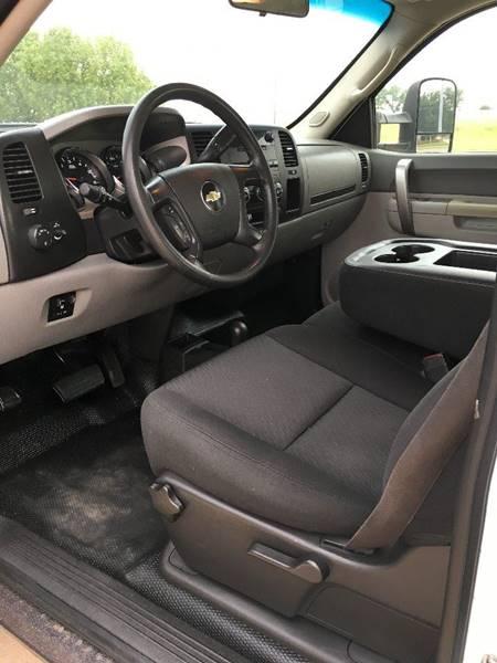 2011 Chevrolet Silverado 3500HD 4x4 Work Truck 4dr Crew Cab SRW - Duncan OK