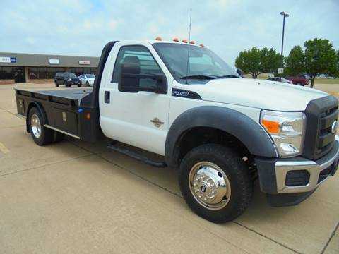 2012 Ford F-450 for sale in Duncan, OK