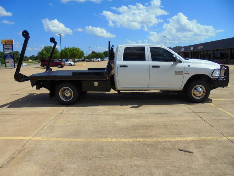 2015 RAM Ram Chassis 3500 4x4 Tradesman 4dr Crew Cab 172.4 in. WB Chassis - Duncan OK