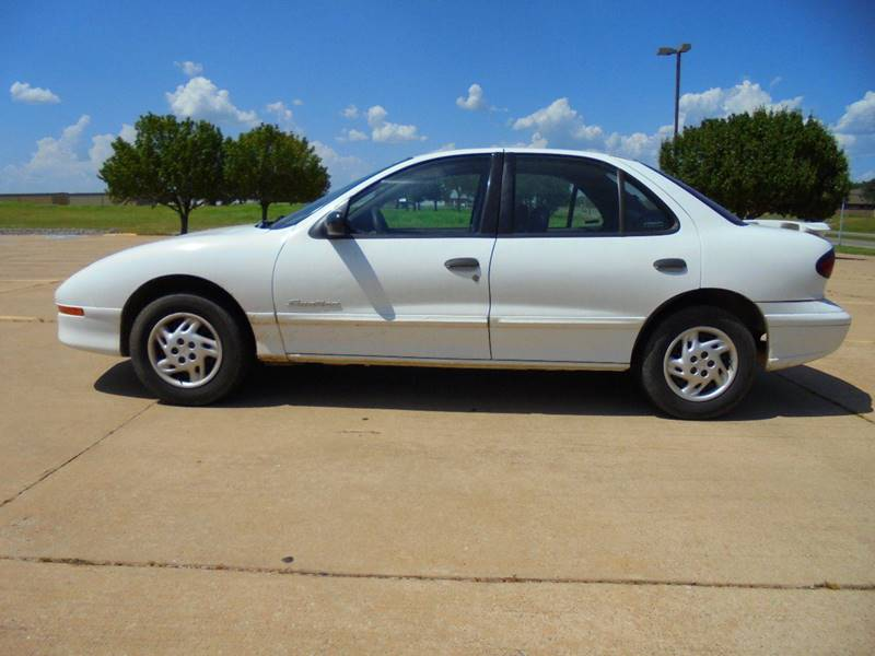 1999 Pontiac Sunfire SE 4dr Sedan - Duncan OK