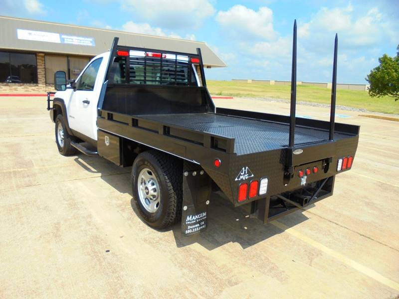 2012 Chevrolet Silverado 2500HD 4x4 Work Truck 2dr Regular Cab LB - Duncan OK