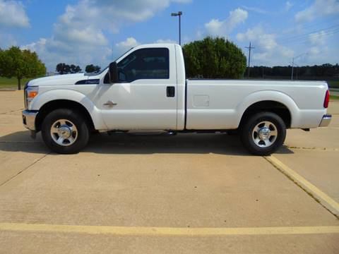 2012 Ford F-250 Super Duty for sale in Duncan, OK