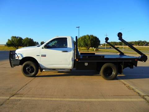 2011 RAM Ram Chassis 3500 for sale in Duncan, OK