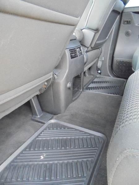 2012 Nissan Titan 4x2 SV 4dr Crew Cab SWB Pickup - Duncan OK