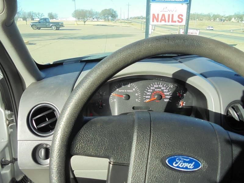 2008 Ford F-150 4x2 XL 2dr Regular Cab Styleside 6.5 ft. SB - Duncan OK