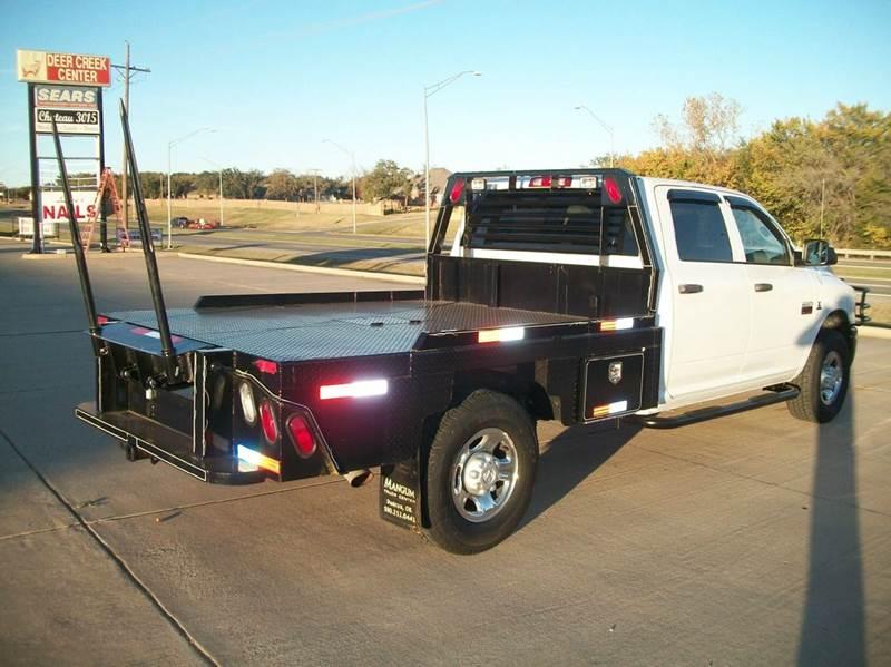 2011 RAM Ram Pickup 2500 SLT 4x4 4dr Crew Cab 8 ft. LB Pickup - Duncan OK