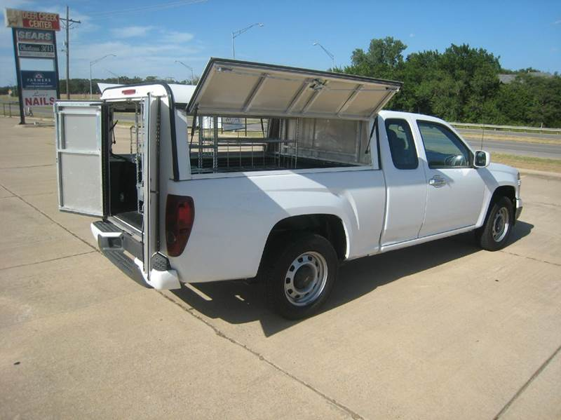 2011 Chevrolet Colorado 4x2 Work Truck 4dr Extended Cab - Duncan OK