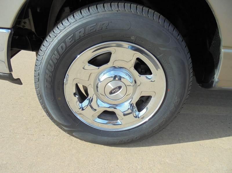 2005 Ford F-150 4dr SuperCab XLT Rwd Styleside 6.5 ft. SB - Duncan OK