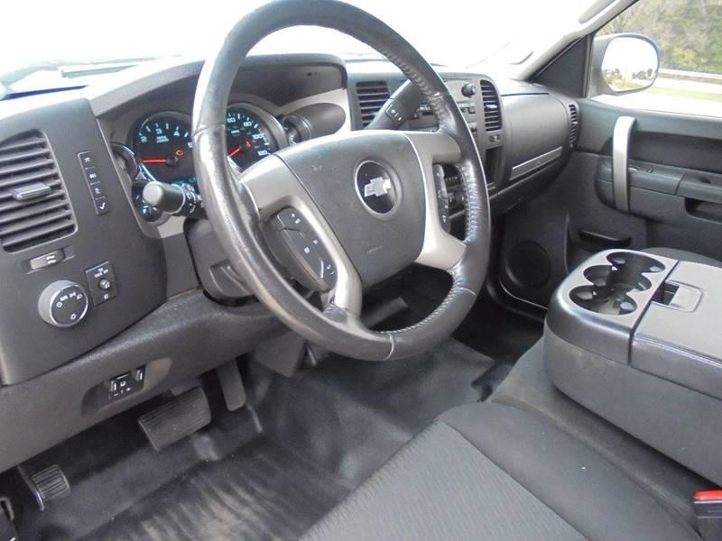 2012 Chevrolet Silverado 2500HD 4x4 LT 4dr Extended Cab LB - Duncan OK