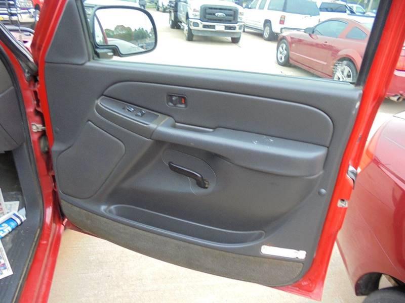 2005 Chevrolet Silverado 1500 4dr Extended Cab LS Rwd SB - Duncan OK