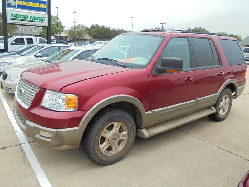 2004 Ford Expedition Eddie Bauer 4dr SUV - Duncan OK