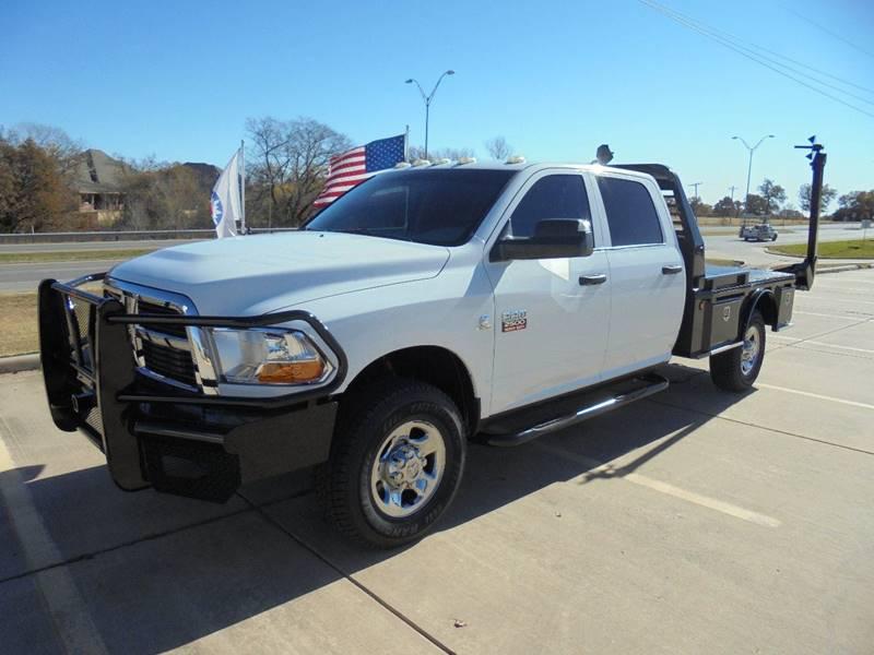 2012 RAM Ram Pickup 2500 4x4 ST 4dr Crew Cab 8 ft. LB Pickup - Duncan OK
