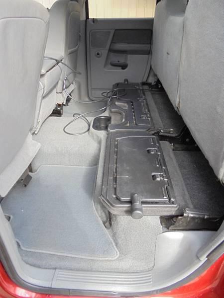 2008 Dodge Ram Pickup 2500 SLT 4dr Quad Cab 4WD LB - Duncan OK