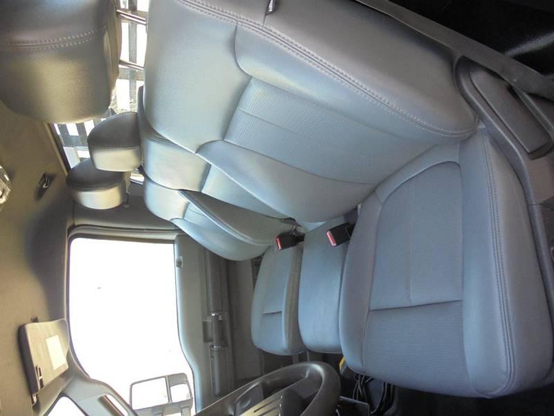2011 Ford F-250 Super Duty 4x4 XL 2dr Regular Cab 8 ft. LB Pickup - Duncan OK