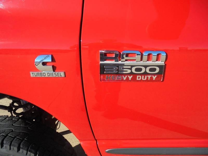 2007 Dodge Ram Pickup 3500 SLT 4dr Mega Cab 4x4 SB - Duncan OK