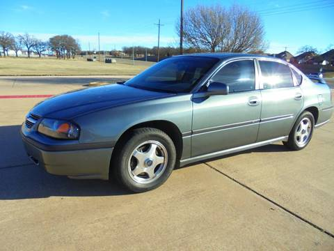 2004 Chevrolet Impala for sale in Duncan, OK
