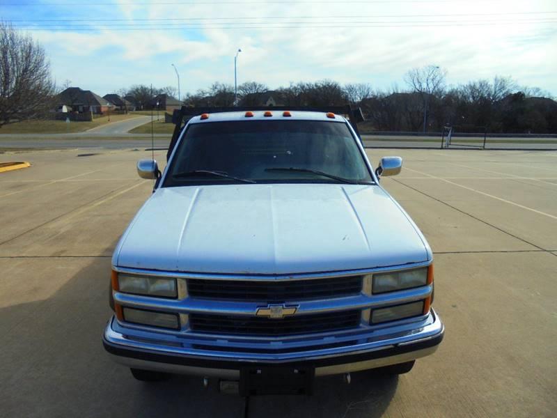 1996 Chevrolet C/K 3500 Series 2dr C3500 Silverado Standard Cab LB - Duncan OK