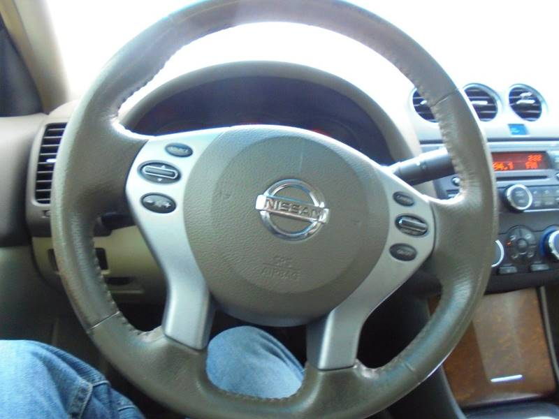 2008 Nissan Altima 2.5 SL 4dr Sedan - Duncan OK