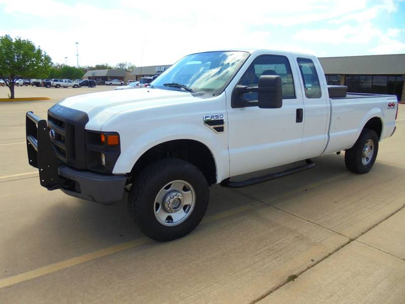 2008 Ford F-250 Super Duty XL 4dr SuperCab 4WD LB - Duncan OK