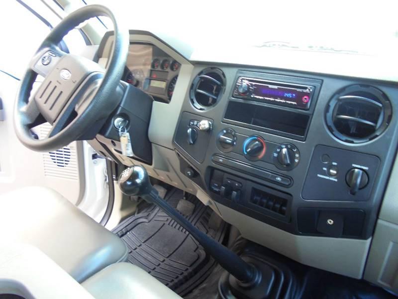 2008 Ford F-250 Super Duty XL 4dr SuperCab 4WD LB - Duncan OK