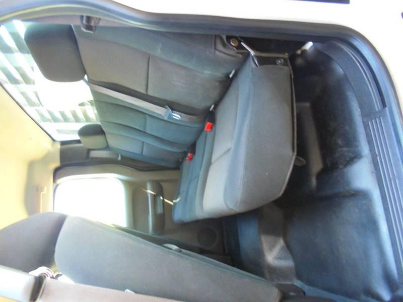 2011 Chevrolet Silverado 2500HD 4x4 Work Truck 4dr Extended Cab LB - Duncan OK