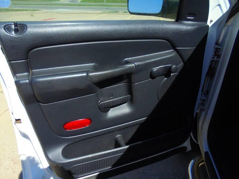 2004 Dodge Ram Pickup 2500 4dr Quad Cab SLT 4WD SB - Duncan OK