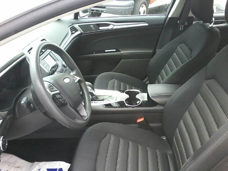 2014 Ford Fusion SE 4dr Sedan - Salisbury MD