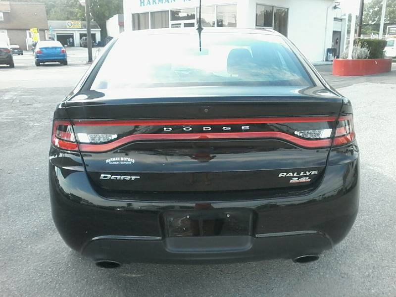 2014 Dodge Dart SXT 4dr Sedan - Salisbury MD