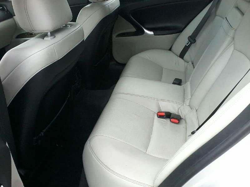 2009 Lexus IS 250 AWD 4dr Sedan - Salisbury MD