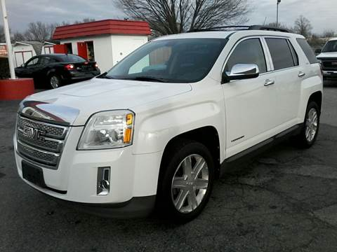 2011 GMC Terrain for sale in Salisbury, MD
