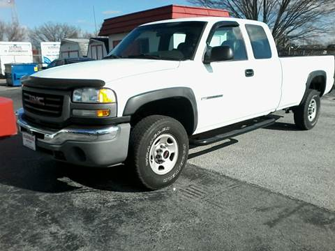 2005 GMC Sierra 2500HD for sale in Salisbury, MD