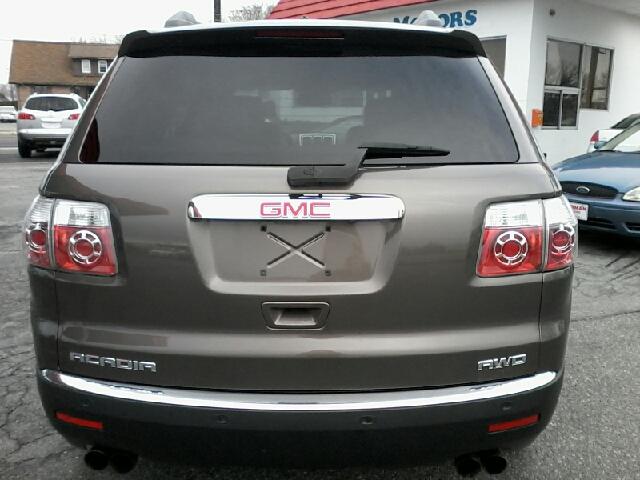 2011 GMC Acadia AWD SLT-1 4dr SUV - Salisbury MD