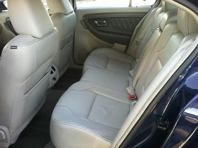 2011 Ford Taurus SEL 4dr Sedan - Salisbury MD