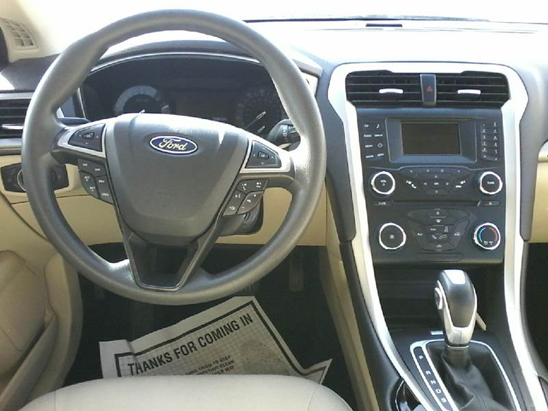 2013 Ford Fusion SE 4dr Sedan - Salisbury MD