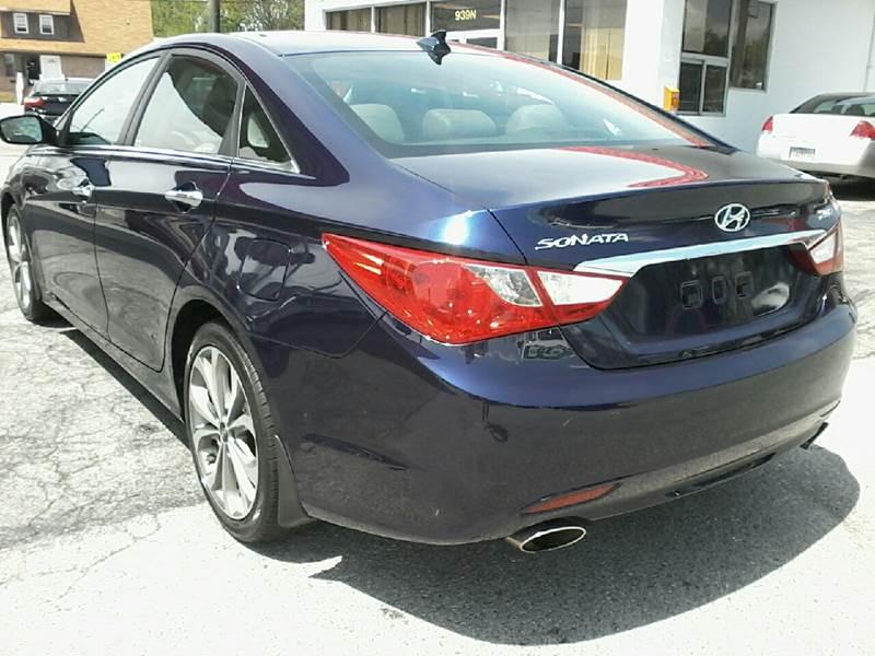 2013 Hyundai Sonata SE 2.0T 4dr Sedan - Salisbury MD