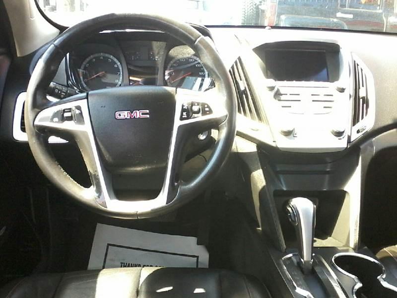 2012 GMC Terrain SLT-2 4dr SUV - Salisbury MD